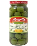 Castelvetrano Italian Whole Green Olives