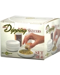 Bread Dipping Saucers - Set of 4