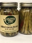 Dilled Green Beans 16z