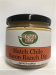 Olive Pit Hatch Chile Bacon Ranch Dip