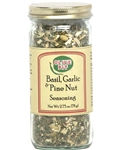 Olive Pit Basil, Garlic, & Pine Nut Seasoning
