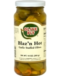 Blaz'n Hot Garlic Stuffed