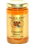 Olive Pit Cinnamon Honey