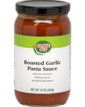 Olive Pit Roasted Garlic Pasta Sauce