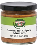 Olive Pit Smokn' Hot Chipotle Mustard