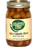 Pimiento Stuffed - Spicy Chipotle Olives