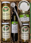 Olive & Dipping Set Gift Box