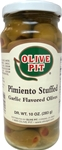 Pimiento Stuffed - Garlic Flavor