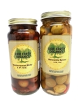 Raw Earth Organic Olives