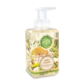 Sweet Almond Foaming Shea Butter Hand Soap with Olive Oil