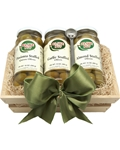 Triple Delight Gift Basket #6