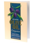 Book - The Essential Olive Oil Companion Book