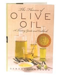 Book - The Flavors of Olive Oil - A Tasting Guide and Cookbook