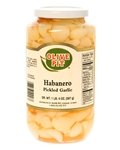 Garlic Pickled-  Habanero