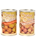 Graber Green Ripe Olives