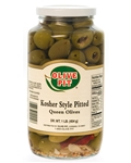 Kosher Style Pitted (Queen - Lg)