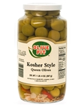 Kosher Style Whole (Queen - Lg)