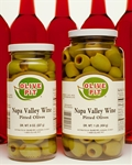 Napa Valley Wine Olives