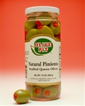 Natural Pimento Stuffed Olives