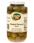 Smoked Olives Whole