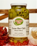 Texas Hot Chili Olives