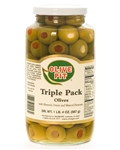 Triple Stuffed Placed Pack - Alm-Onion-Pim.