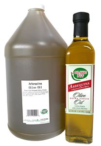 Olive Pit Arbequina - Unfiltered 1st Cold Pressed Extra Virgin Olive Oil