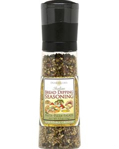 Italian Bread Dipping Seasoning Grinder