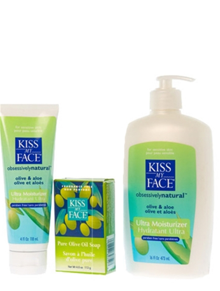 KMF Olive Oil Soaps & Lotions
