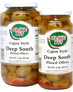 Deep South Cajun Pitted
