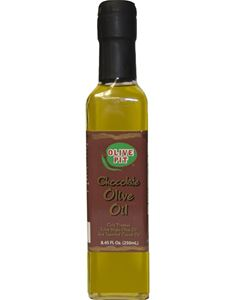 Olive Pit Chocolate Flavored Olive Oil