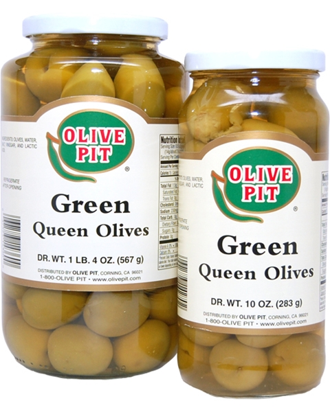 Green Whole (Queen - Lg)