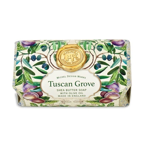 Tuscan Grove Shea Butter with Olive Oil Bar Soap