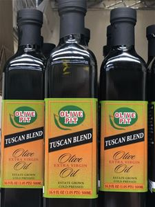 Olive Pit Tuscan Blend Extra Virgin Olive Oil