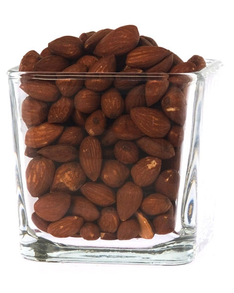 Dry Roasted Almonds - No Salt