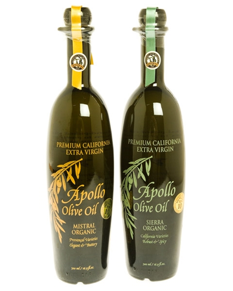 Apollo Organic Olive Oils