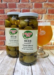 Beer Style Pitted Olives