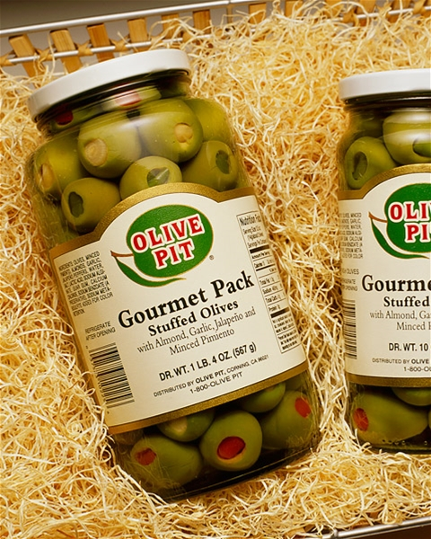 Gourmet Pack Stuffed Olives