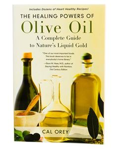 Book - Healing Powers of Olive Oil
