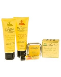 The Naked Bee Beauty Products
