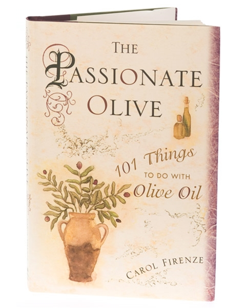 Book - The Passionate Olive Cookbook
