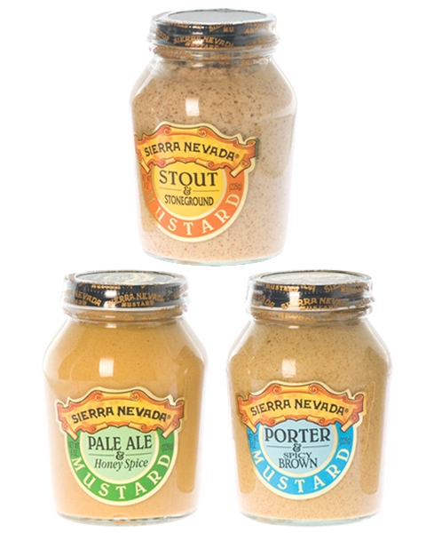 Sierra Nevada Mustards
