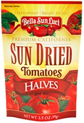 Bella Sun Luci Sun Dried Tomato Halves