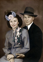 Pete and Ann Craig